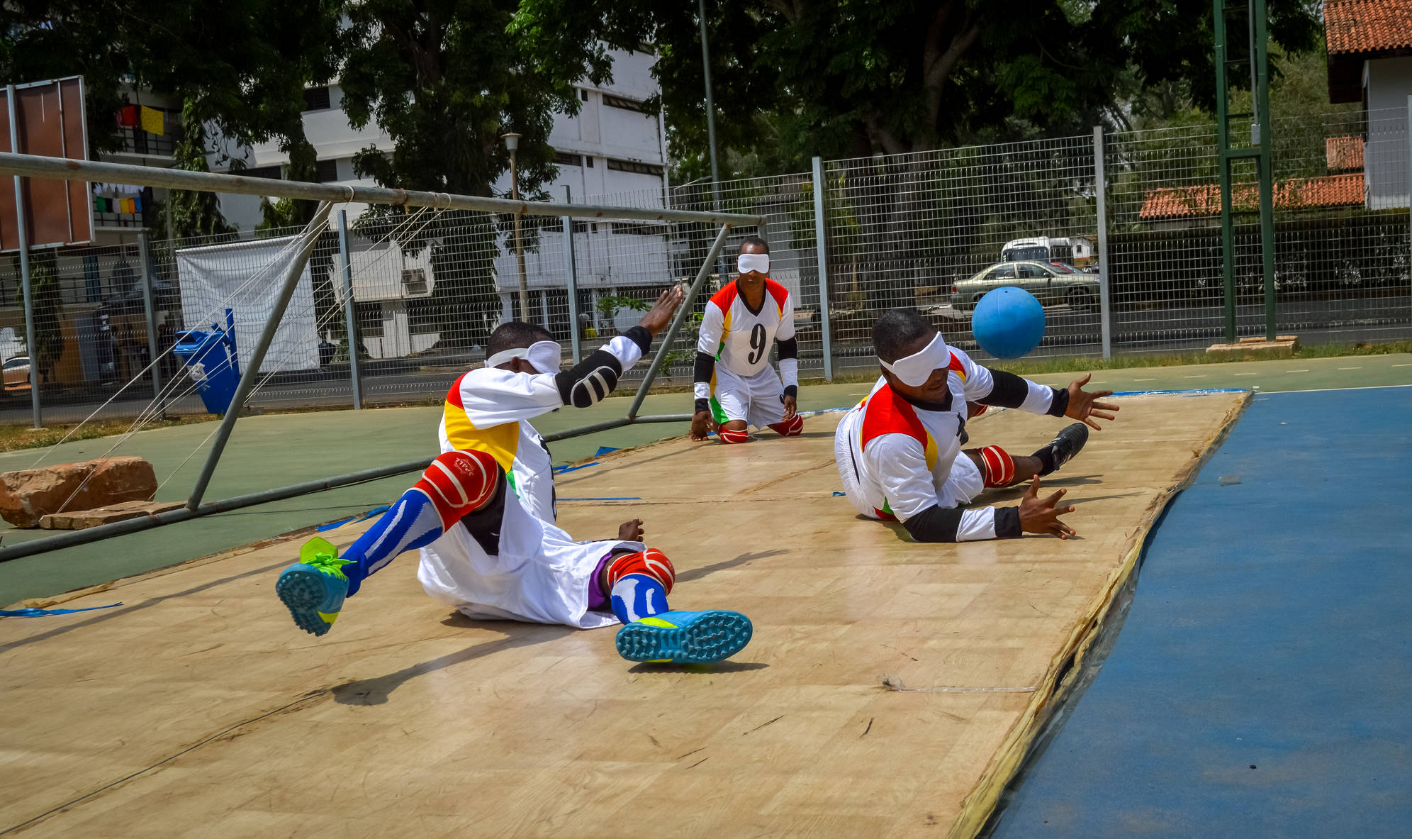 181527314 509881147046323 9069171113793725898 n - Ghana to host 2021 African Championships in Goalball