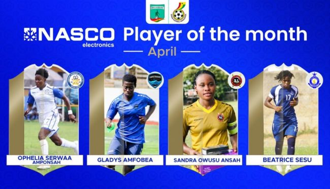 880331D5 B5D5 4483 9518 7C309B0F6078 650x373 - WPL: Four players nominated for NASCO Player of the Month Award - April