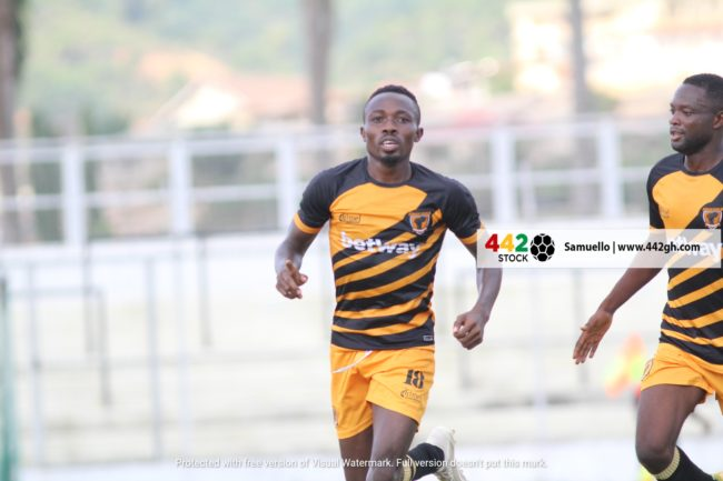 David Abagna Sandan 1 650x433 - Three Surprising Omissions In The Black Stars and Black Meteors Squad That No One is Talking About