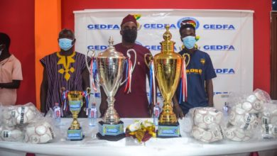 E556BE6A 4164 4B69 A62D A9C6D29D34AD 390x220 - Cheetah FC Boss Donates to Gomoa East District Football Association