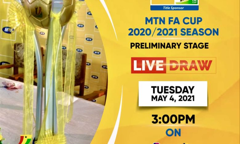 IMG 20210503 WA0006 780x470 - MTN FA cup - Brong Ahafo, Greater Accra dominate as preliminary stage comes alive