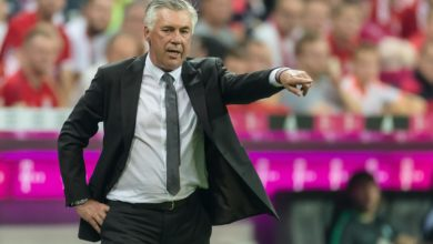 Anceloti 390x220 - Carlo Ancelotti appointed new Real Madrid manager to replace Zidane