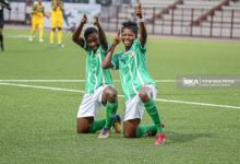 0D941735 CB3E 4127 9A73 BE27B64D2EF3 220x150 - Hasaacas Ladies beat AS Police to progress in CAF Women's Championship qualifiers