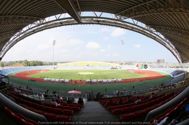 C855452E 997E 44FB 9F76 476DB880AC17 650x433 - Accra and Cape Coast stadia approved to host Ghana's World Cup qualifiers