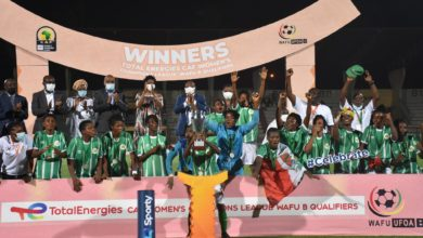 HASAACAS 093 390x220 - Women Champions League - CAF sets September ending for draw of final competition in Egypt
