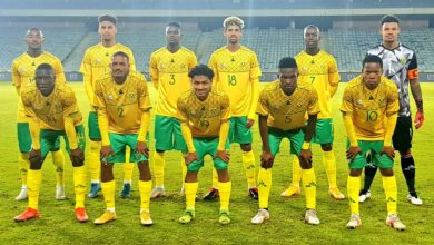 Bafana 390x220 - World Cup Qualifier - South Africa drop points in Zimbabwe after pulsating draw against Warriors
