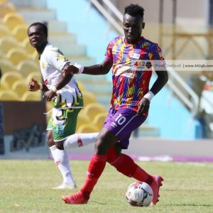 Emmanuel Nettey vs Amos Frimpong 300x300 - Injury News: Hearts of Oak SC Rocked By Late Injuries Ahead of WAC Clash In CAF Champions League